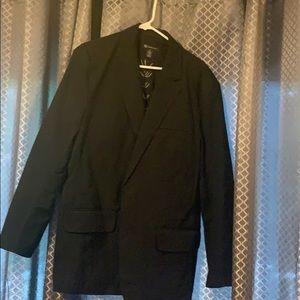 Black men's blazer